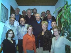 Beiratsmitglieder im Jubiläumsjahr 2005