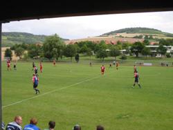 VfR Gerlachsheim - SV Königshofen