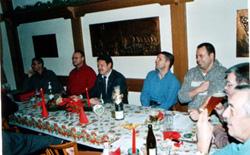 Werner Kiesel hat nach 7jähriger Tätigkeit sein Amt als Übungsleiter zur Verfügung gestellt, Nachfolger ist Christian Roll