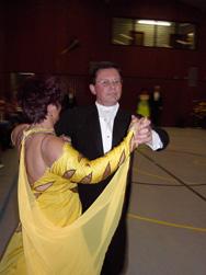 Die Tanzabteilung der DJK Unterbalbach