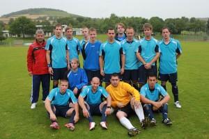 Die Mannschaft der DJK Unterbalbach