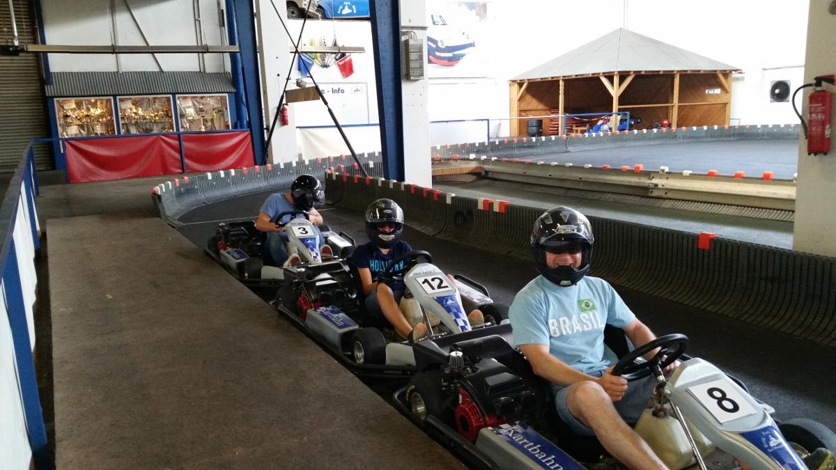 Kartfahren C-Jugend 2014