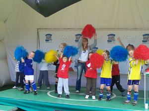 Bilder vom 10. Familiensportfest des badischen Fussballverbandes